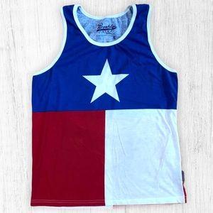 Texas Flag Muscle Tank